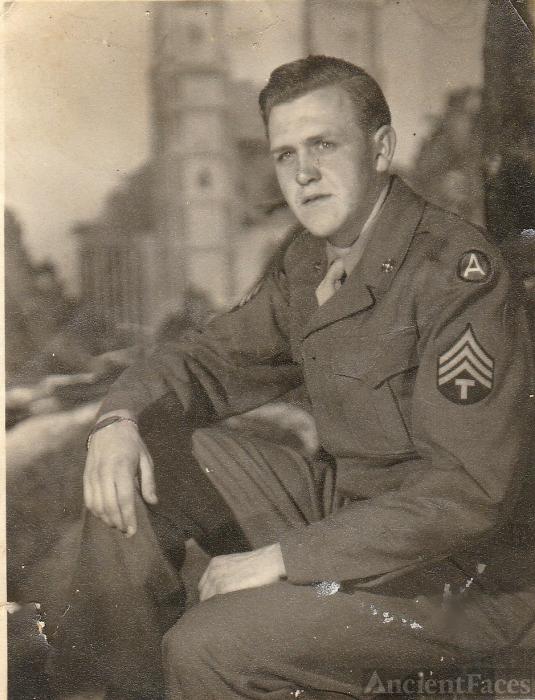 Ralph Wynon Croker
