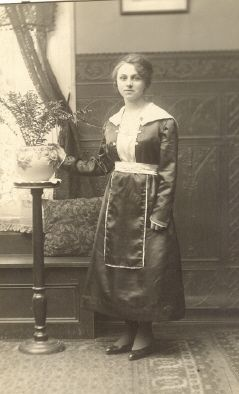 Ida Smith in 1910s