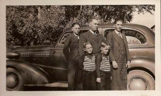 Clayton Franklin Abernathy & Sons