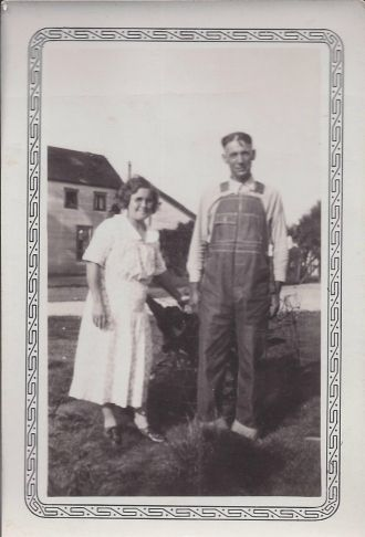 Charles and Viola Cline