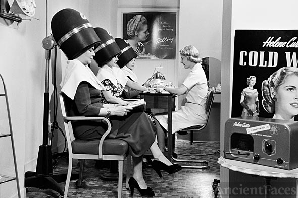 The hairdresser experience