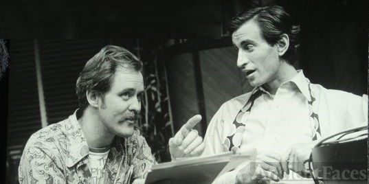 Lenny Baker and John Lithgow