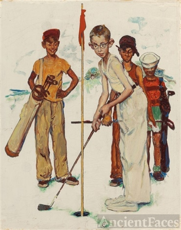 Norman P Rockwell