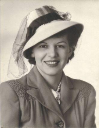 Jane (nee Lanier) Sherfesee