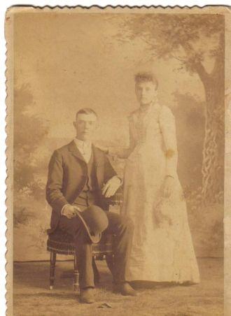 Wedding Photo Nettie & William
