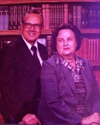 Robert & Betty Montague