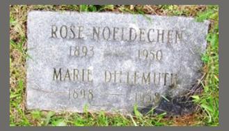 Rosemarie (Canavan) Noeldechen Gravesite