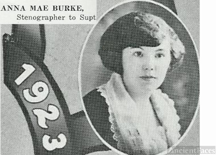 Anna Mae Burke Bellomy