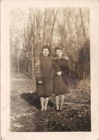 Emma & Esther Martz