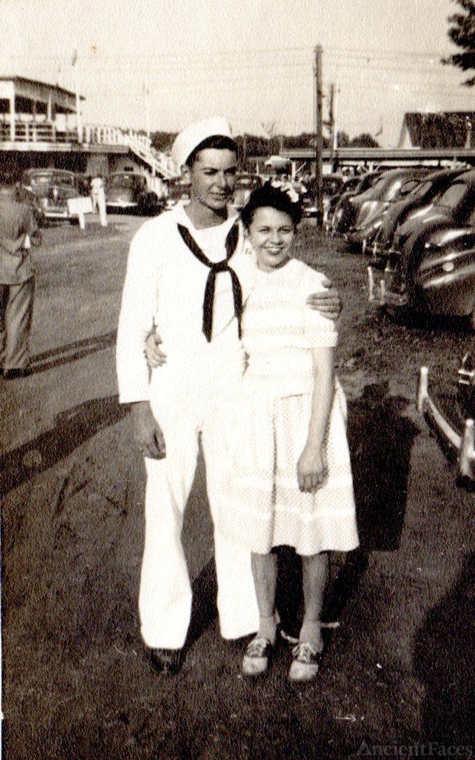 Norman and Marjorie Deel Been