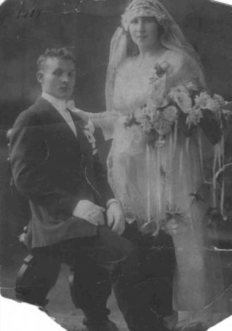 Zoty and Mary Kovalchuk