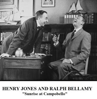 Henry Jones and Ralph Bellamy.