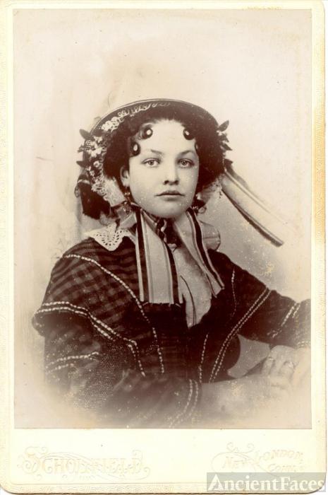 Miss Mary Frances Robinson