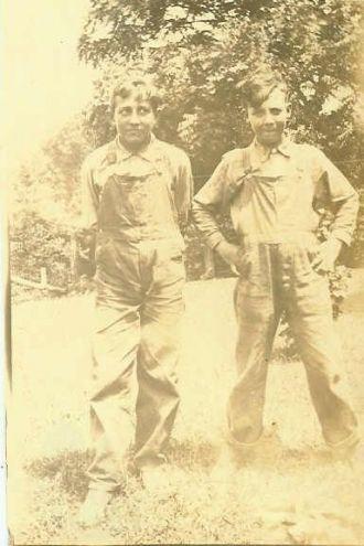 Roy E. Neal & Granville Ingram