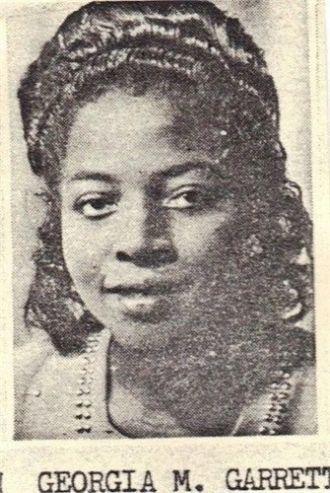 Georgia Mae Garrett