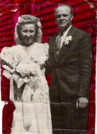 Stella and Joseph Rynkiewicz