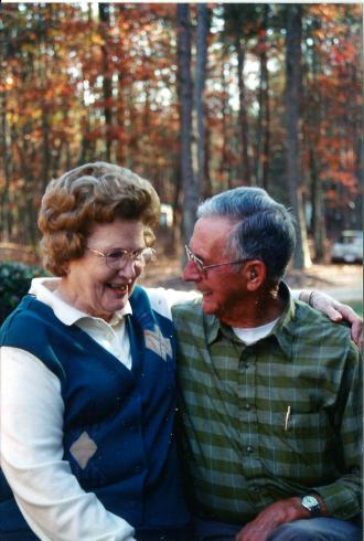 Doris and Glenn Trexler