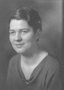 A photo of Mildred Roff