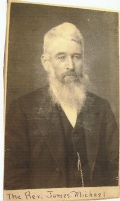 Rev. James M. Michael (1830-1916)
