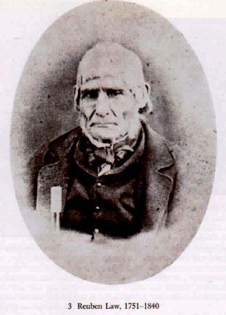 Reuben Law 1751 - 1840