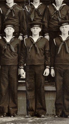 Wilburn Cleo Hobbs, Navy