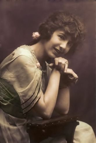 Lucille Argo Lang Age 15
