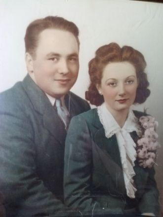 A photo of Ruth Marie Cortright Hamilton Caldwell