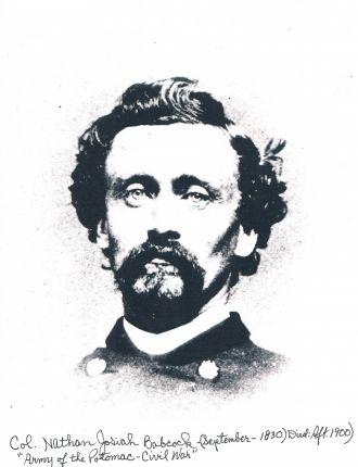 Maj. Nathan Stanton Babcock
