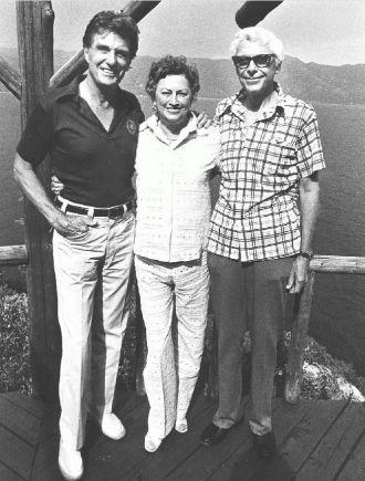 Bethel with Jim & Robert Stack