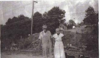 George Otis Pender & Wife Ora Alice