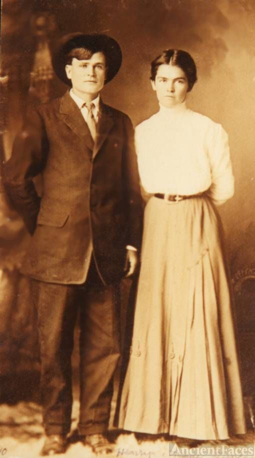 John Henry and Georgia Maude Collins Duncan