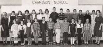 Garrison School 1964-65, Gr 4/5, named
