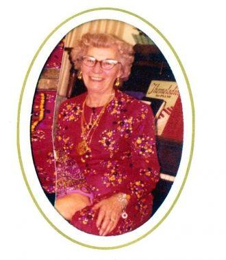 Olive Marguerite Finlay-Best