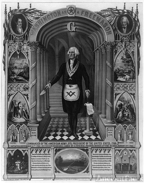 George Washington - Freemason