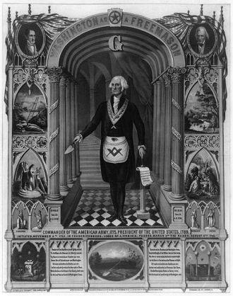George Washington - Freemason