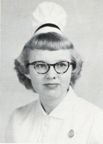 Louise Spencer, Kentucky, 1955