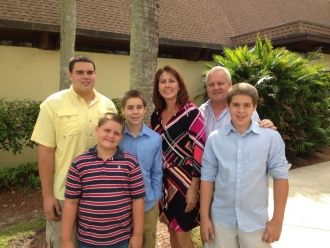 Crozier Family 2013