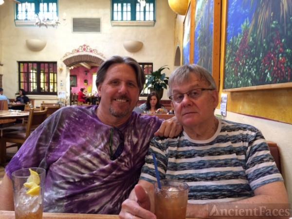 Jim and Martin Farrell