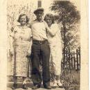 George Henry and Bertha and Helen Sositko, 1934
