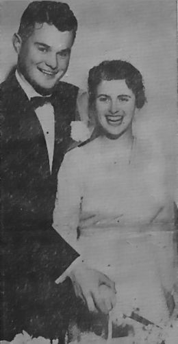Mr & Mrs Edward D Boyle, Jr