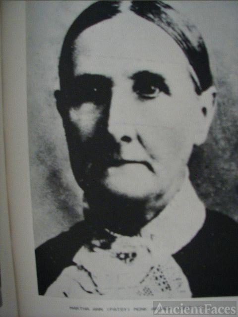 Martha Ann (Patsy) Monk Archer