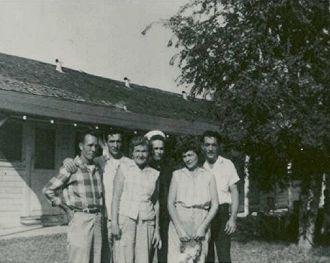 A photo of Bernice F Sigman