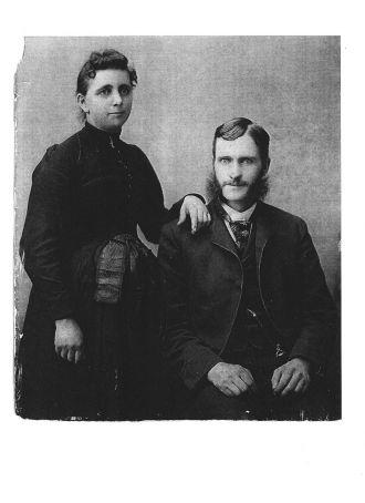 Julia Ann (Bridges) & James Wilbur Stokes