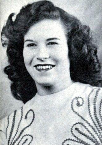 Beverly Barker, Kansas, 1947