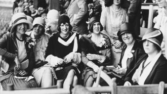 Kentucky Derby - 1920's