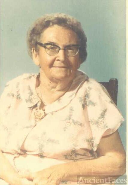 Bessie Lillian Dyer Amelang