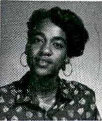 Keisha Hogan - 1989 Princeton High School