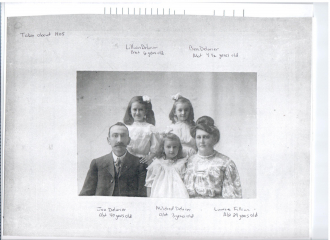 LuLu and family