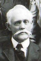 My Grandfather's Uncle Oren Abbott b. 1844 d. 1926 married Elizabeth F. Mowery b. 1846 d. 1913