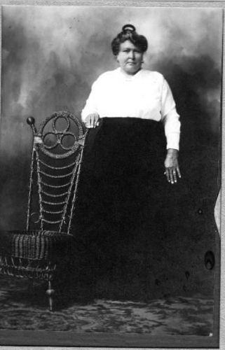A photo of Mary Ann Williams Courtney